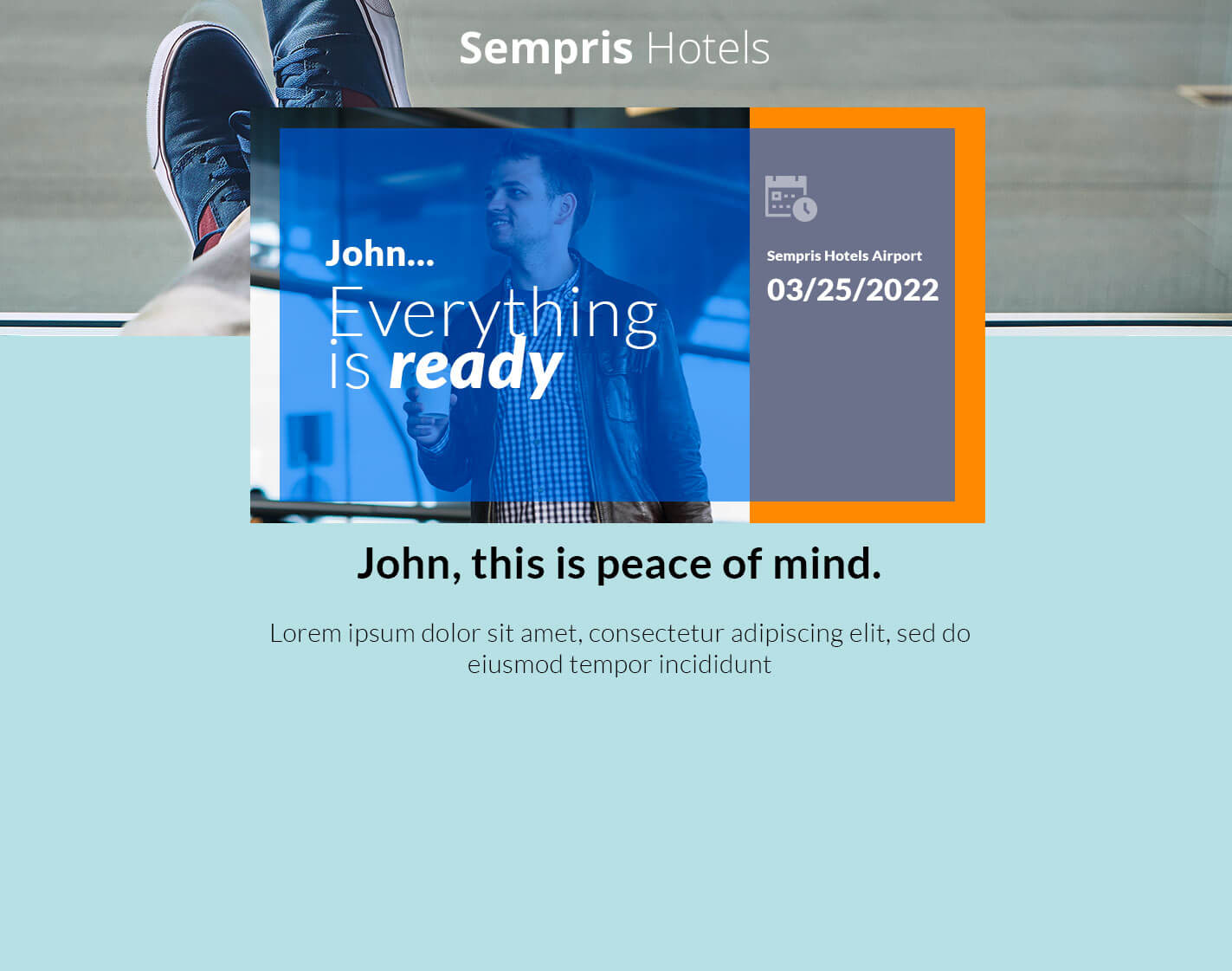 Custom CSS for personalized landing pages